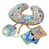 Chicco- Cojín para bebés, Multicolor, 38 x 10 x 30 cm (00007946000000)