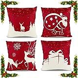 Cojines Sofas Decoracion Fundas 45x45 Navidad y Accesorios Decorativos Para Ikea Originales...