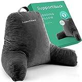 Supportiback® | La almohada de lectura #1 en Amazon | Diseñada por Doctores y con Súper Relleno...